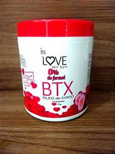 Botox In Love Oleo De Coco 0% de formol 1KG