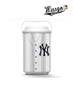 Cooler Esportivo Baseball New York Yankees Branco