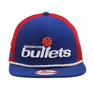 Bone Basquete New Era  Washington Bullets