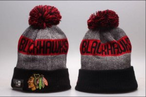 Gorro Esportivo Hockey NHL  Chicago Blackhawks