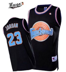 Camiseta Regata Basquete Space Jam Tune Squad Black Michael Jordan #23