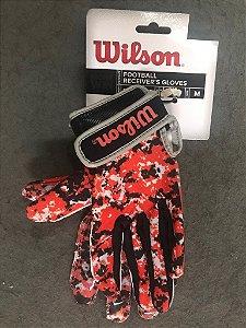 Luva Futebol Americano recebedor Football 🏈 Wilson