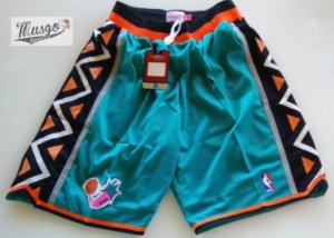 Bermuda Esportiva Basquete  NBA All star Game 1996 Verde