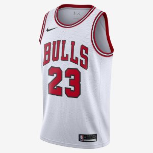Camiseta Regata Basquete  NBA  Swingman Chicago Bulls Michael Jordan #23