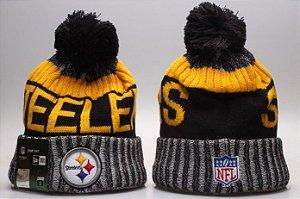 Gorro Futebol Americano NFL Pittsburgh Steelers
