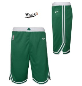 Short Basquete NBA Boston Celtics Green