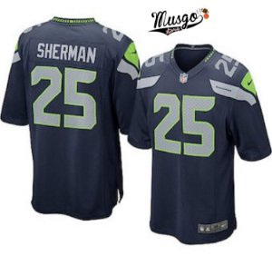 Camisa NFL Seattle SeaHawks Sherman #25 -XXXL