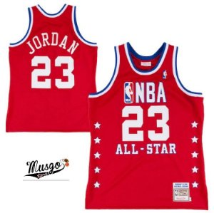Camiseta Regata  NBA Regata Swingman All Star 1989 Michael Jordan #23