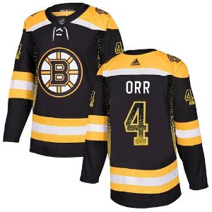 Camisa Hockey NHL Boston Bruins Bobby Orr #4