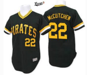 Camisa Baseball MLB Pittsburgh Pirates Andrew Mccutchen #22