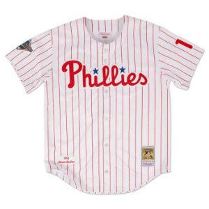 Camisa Baseball MLB Philadelphia Phillies Daulton #10