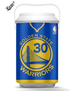 Cooler NBA Golden State Warriors Curry #30