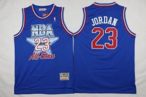 Camiseta Regata Basquete NBA All Star Game 1992 Michael Jordan #23
