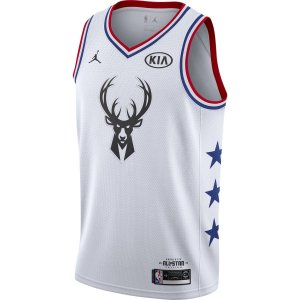 Camiseta Regata Basquete NBA All Star Game 2019 Giannis Antetokounmpo #34