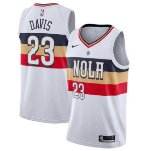 Camiseta Regata Basquete NBA New Orleans Pelicans NOLA Davis  #23