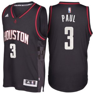 Camiseta Regata Basquete NBA Houston Rockets Chris Paul #3 Preta