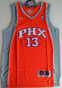 Camiseta Regata Basquete NBA Phoenix Suns Steve NASH #13 Laranja