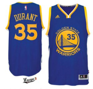 Camiseta Regata basquete NBA Golden State Warriors Kevin Durant #35 Azul
