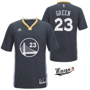 Camisa Basquete NBA Golden State Warriors Dreymond Green #23 Preta