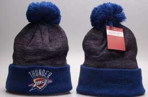 Gorro Basquete NBA Oklahoma City Thunder Azul