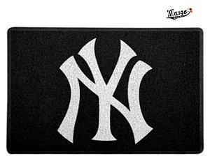 Tapete Capacho Esportivo Baseball MLB New York Yankees