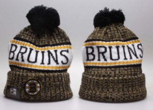 Gorro Esportivo Hockey NHL Boston Bruins