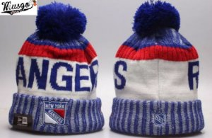 Gorro esporte Hockey New York Rangers Azul