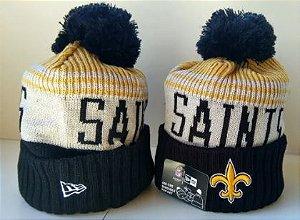 Gorro Esporte Futebol Americano NFL New Orleans Saints