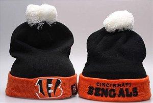 Gorro Esporte Futebol Americano NFL Cincinnati Bengals