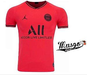 Camisa Esporte Futebol Paris Saint Germain  Air Jordan 2020