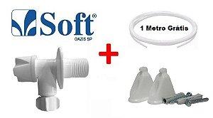 Kit de Instalação Purificador Soft by Everest