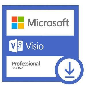 LICENÇA MICROSOFT OFFICE VISIO PROFESSIONAL 2016 (ESD) DIGITAL PARA DOWNLOAD