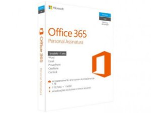 Office 365 Personal + 1TB de HD Virtual para armazenar Fotos, Vídeos e Mais!