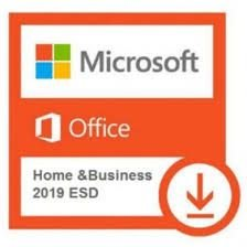 MICROSOFT OFFICE Home Business 2019 – 32 / 64 BITS – ESD - 1PC (DOWNLOAD)