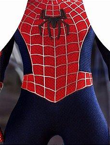 Avental Divertido Homem Aranha