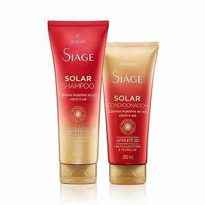 Kit Solar Shampoo + Condicionador