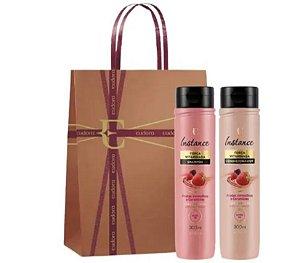 Kit Shampoo e condicionador frutas vermelhas Instance