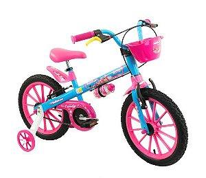 Bicicleta Infantil Candy Aro 16 - Nathor