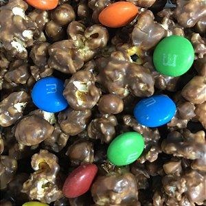 Popi Chocolate ao Leite e M&M's (100g)
