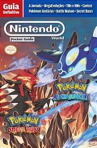 Nintendo Pocket Guide 01 [Omega Ruby e Alpha Sapphire]