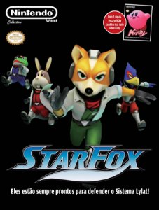 Nintendo Collection 09 [capa Star Fox]
