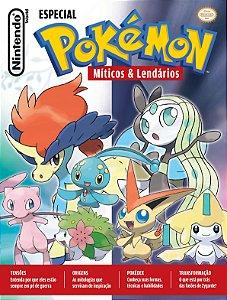 Nintendo Especial 15 [Pokémon Míticos & Lendários]