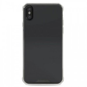 Case Antichoque Hybrid Transparente - iPhone X