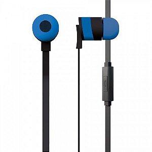 Fone de Ouvido Intra Auricular Easy Azul - iWill