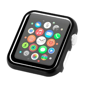 Bumper de Alumínio Apple Watch 38mm - Preto