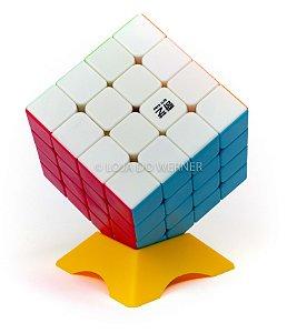 Cubo Mágico Profissional QiYi stickless 4x4x4