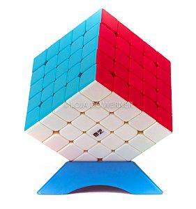 Cubo Mágico Profissional QiYi stickless 5x5x5