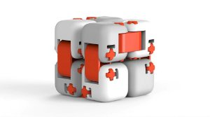 Cubo Mágico Infinito Xiaomi Brinquedo Inteligente Spinner