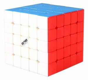 Cubo Mágico Profissional MoYu Meilong sem adesivo 5x5x5
