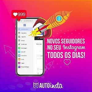 AUTOInsta - Automação de Instagram